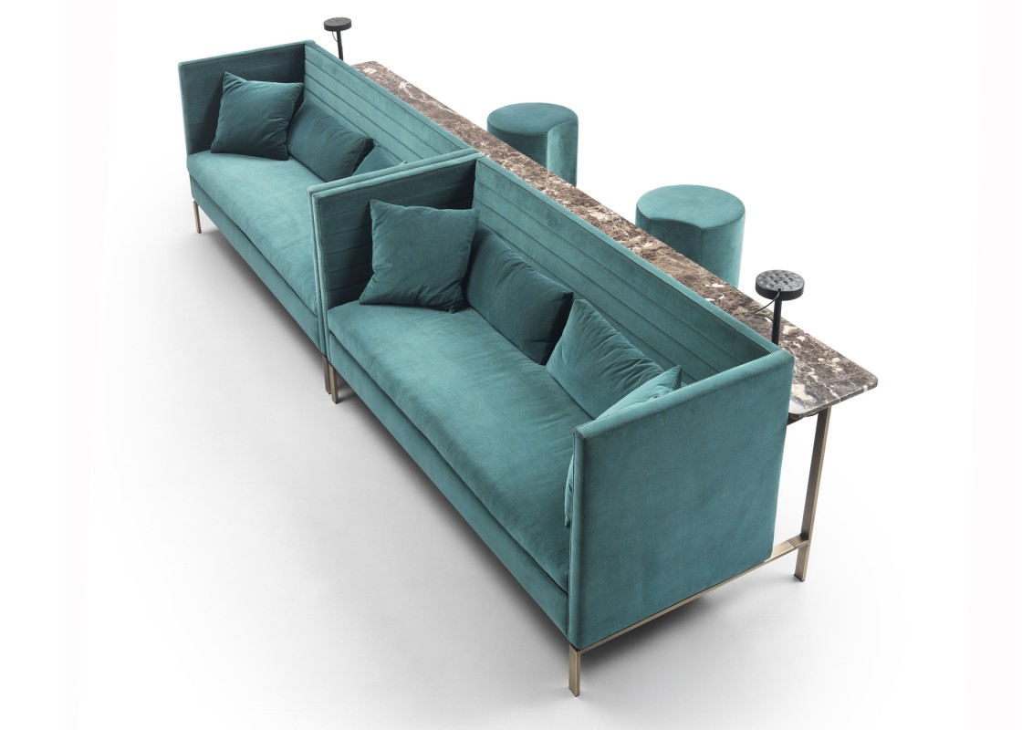 Task Products Soft Seating Velvet Collection